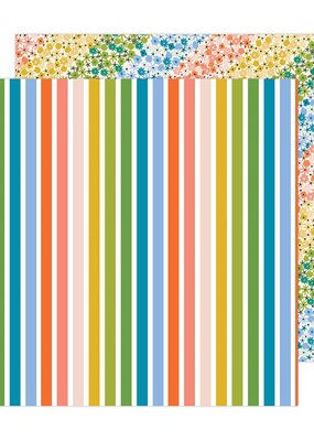 Jen Hadfield 12 x 12 Decorative Paper Rainbow Skies