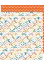 Jen Hadfield 12 x 12 Decorative Paper Peace