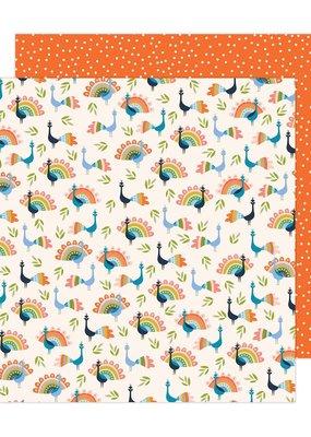 Jen Hadfield 12 x 12 Decorative Paper Birds of a Feather