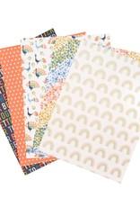 Jen Hadfield Decorative Paper Pad Reaching Out 6 x 8