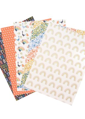 Jen Hadfield Decorative Paper Pad Reaching Out 6 x 8