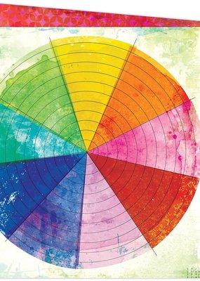Vicki Boutin 12 x 12 Decorative Paper Color Wheel