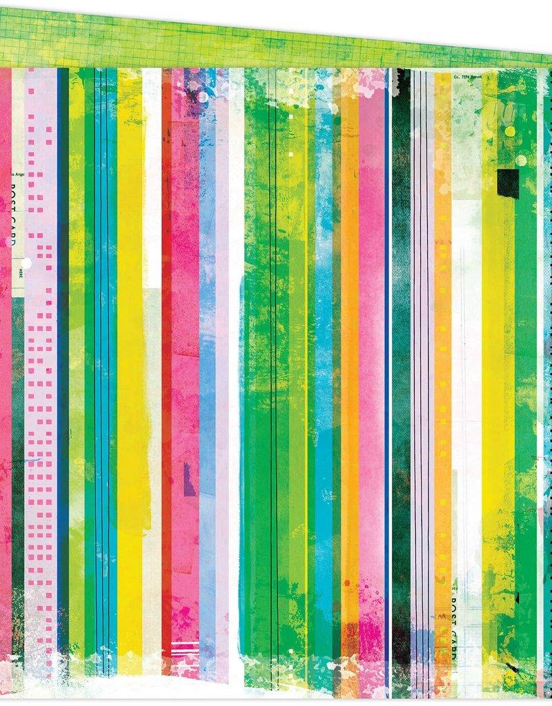 Vicki Boutin 12 x 12 Decorative Paper Linear