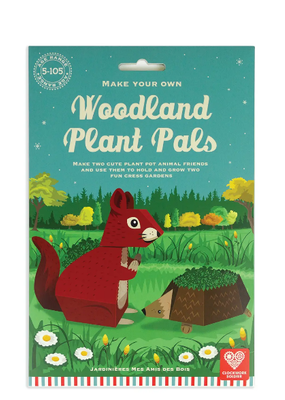 Clockwork Soldier Create Your Own Woodland Plant Pals
