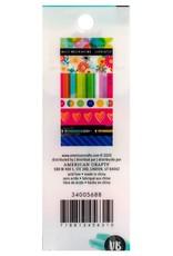 Heidi Swapp 8 Piece Washi Set Color Study