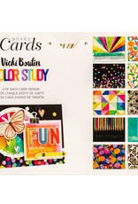 Vicki Boutin Boxed Cards Color Study