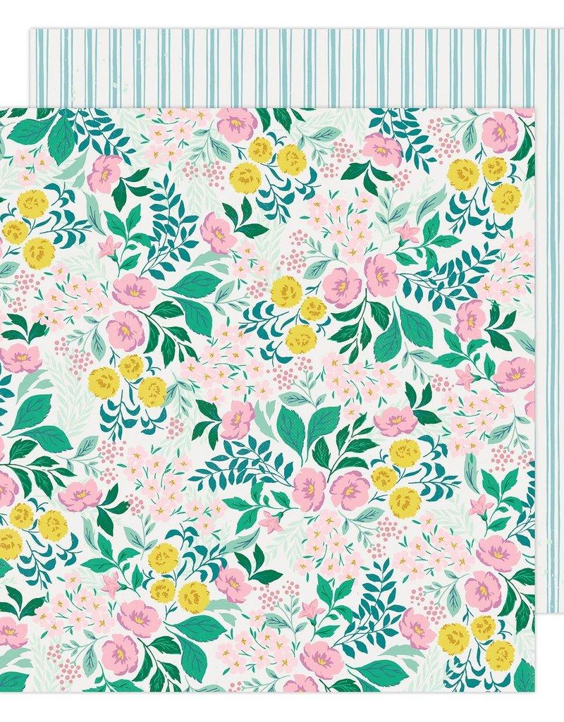 Maggie Holmes 12 x 12 Decorative Paper Wild Flower