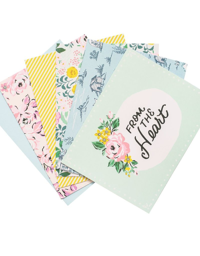 Maggie Holmes Boxed Cards Garden Party