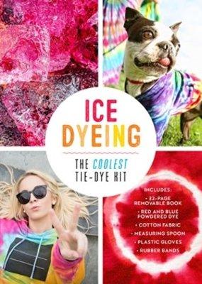 Quarto Publishing Ice Dyeing: The Coolest Tie Dye Kit