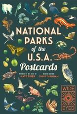 Quarto Publishing Postcards National Parks of the USA