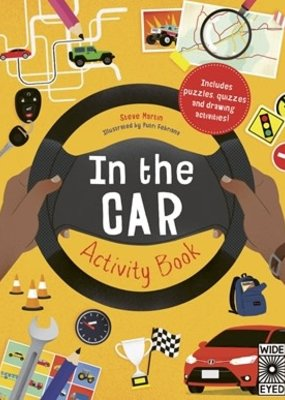 Quarto Publishing In the Car Activity Book