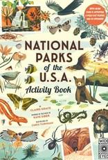 Quarto Publishing National Parks of the USA Activity Book