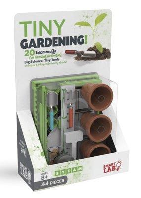 Quarto Publishing Tiny Gardening!