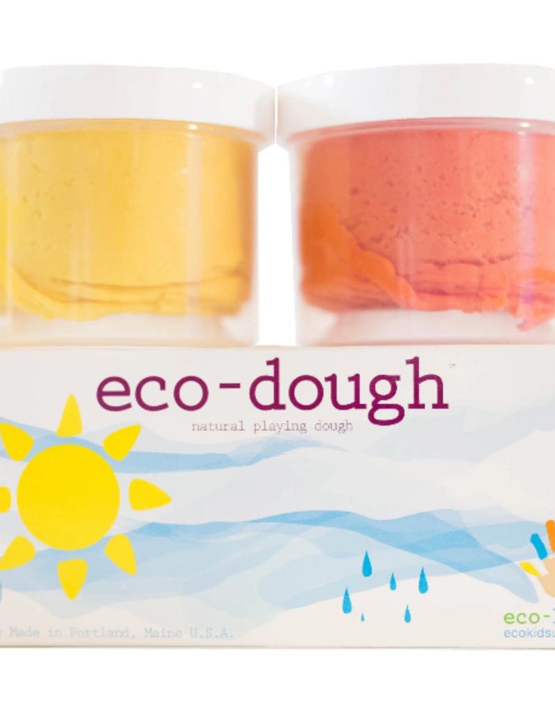 eco-kids Eco Dough 2 Pack Sun