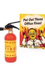 Running Press Desktop Fire Extinguisher