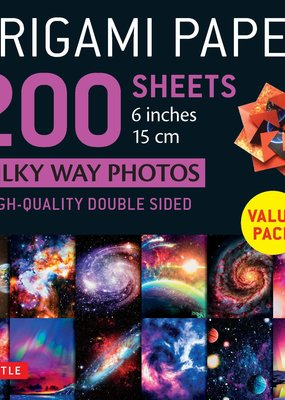 Tuttle Publishing Origami Paper Milky Way 200 Sheets
