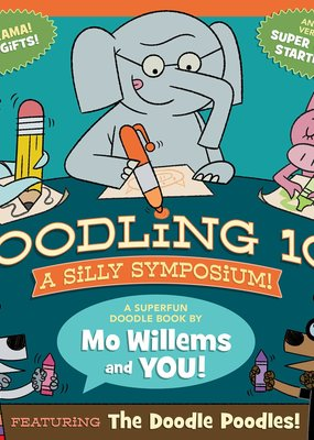 Hachette Doodling 101: A Silly Symposium