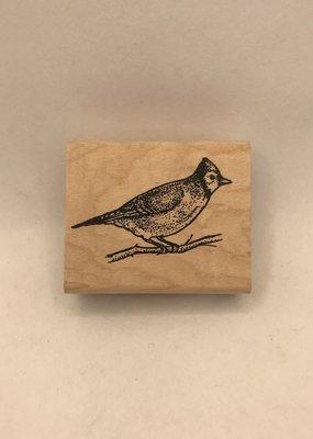 collage Stamp Cardinal