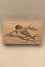 collage Stamp Snow Birds