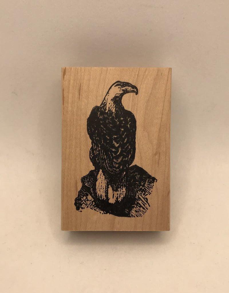 collage Stamp Eagle