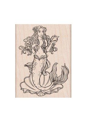 Hero Arts Stamp Mermaid