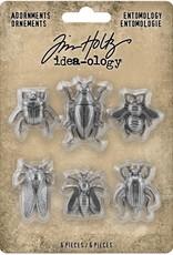 Tim Holtz Entomology Adornments