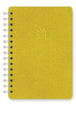 Studio Oh! Agatha Notebook Sunshine