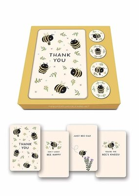 Studio Oh! Notecard Set Buzzy Bees