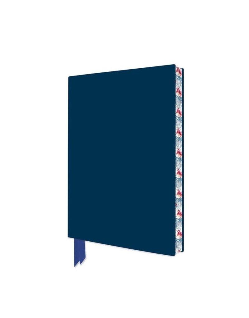 Simon & Schuster Artisan Pocket Journal Metallic Blue