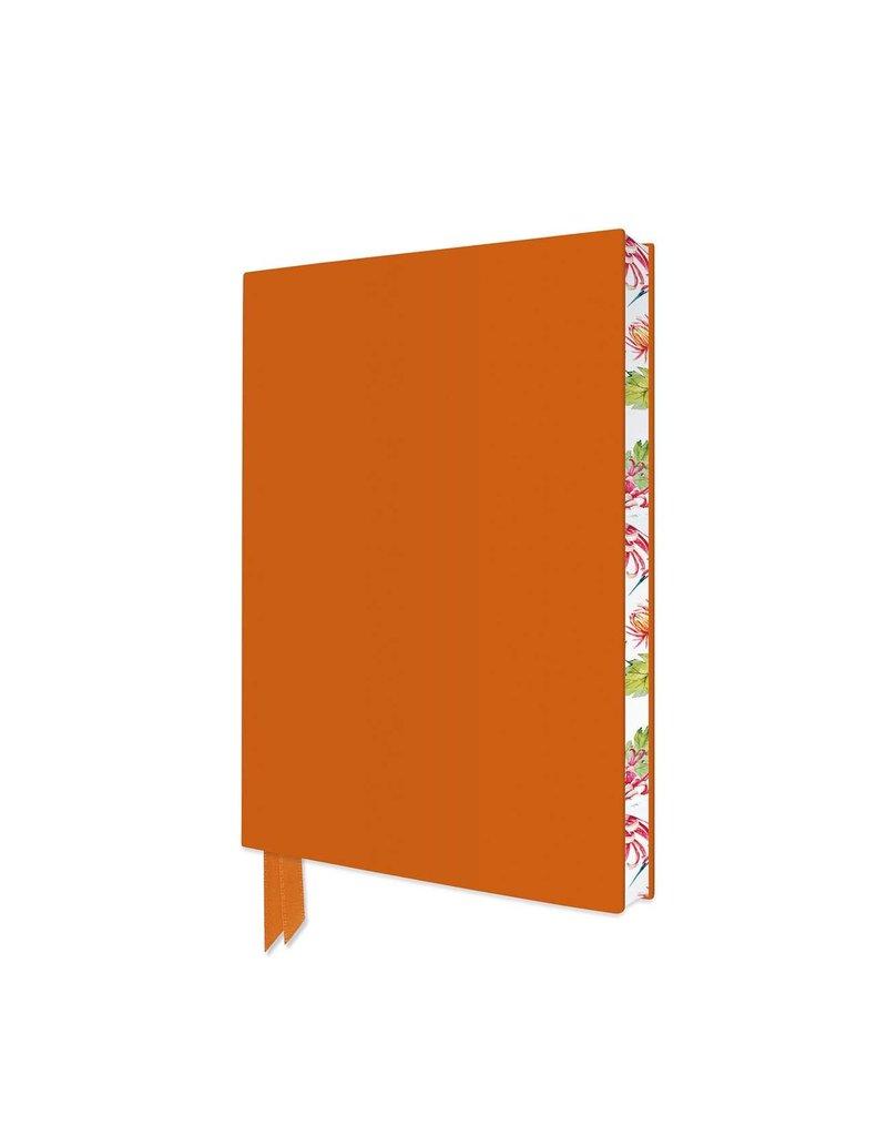 Simon & Schuster Artisan Pocket Journal Orange