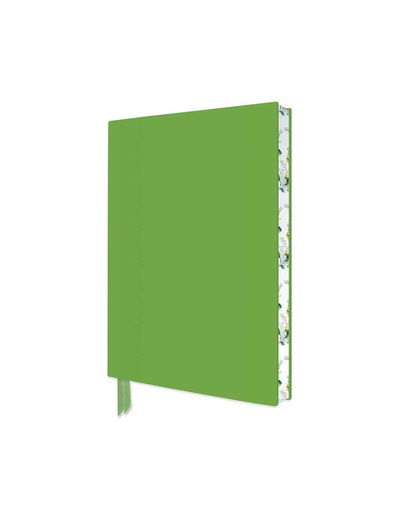 Simon & Schuster Artisan Pocket Journal Spring Green