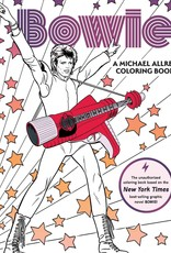 Simon & Schuster Coloring Book Bowie