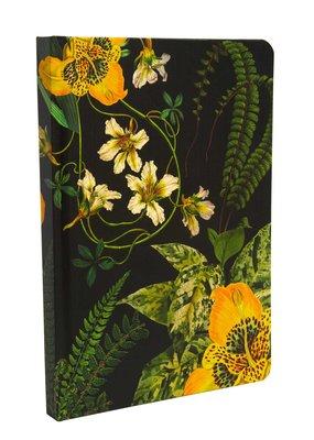 Simon & Schuster Journal Hardcover Art of Nature: Botanical