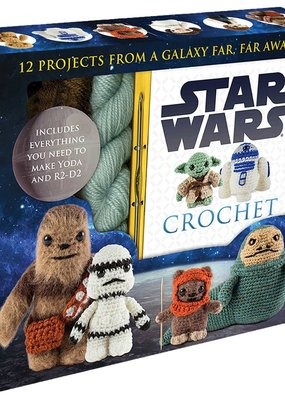 Simon & Schuster Star Wars Crochet