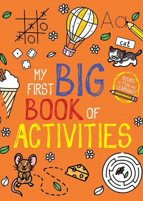 Simon & Schuster My First Big Book of Activities