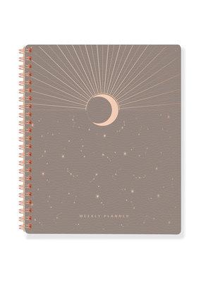 Fringe Weekly Planner Moon Rise