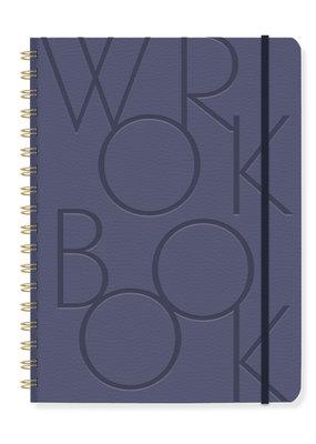 Fringe Workbook Bold Type Navy
