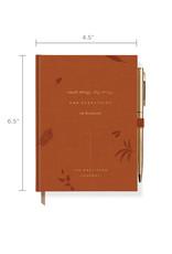 Fringe Gratitude Journal with Pen