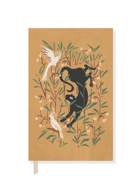 Fringe Notebook Panther