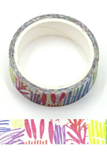 Washi Colorful Abstract Patterns