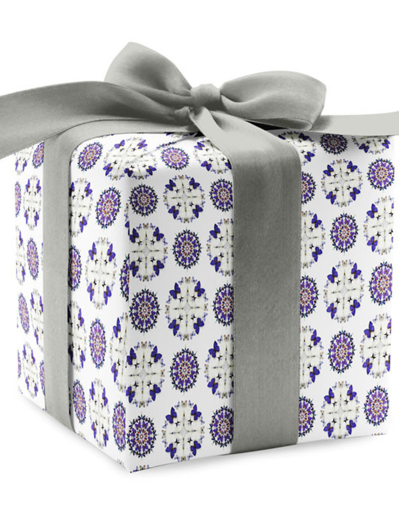 Pomegranate Gift Wrap Christopher Marley Prisms