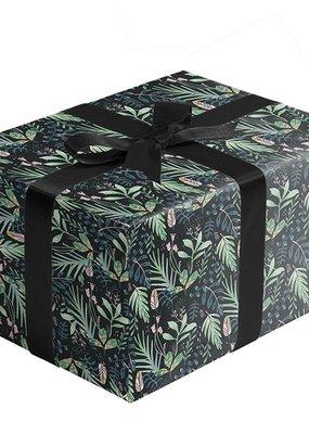 Jillson & Roberts Gift Wrap Roll Jungle Print
