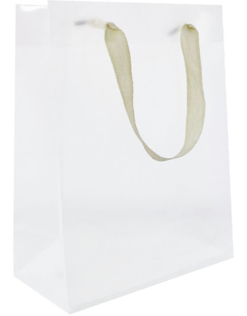 Jillson & Roberts Small Gift Tote Clear
