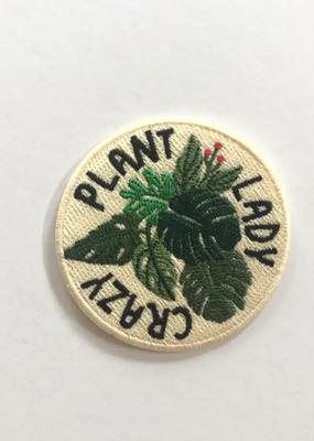 Wild Optimist Patch Crazy Plant Lady