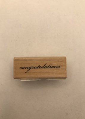 collage Stamp Congratulations 10