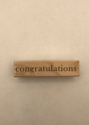 collage Stamp Congratulations 4