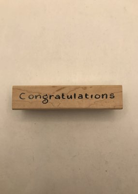 collage Stamp Congratulations 6