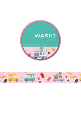 Girl of All Work Washi Frozen Treats