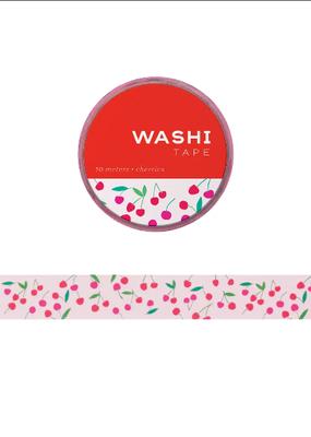 Girl of All Work Washi Cherries