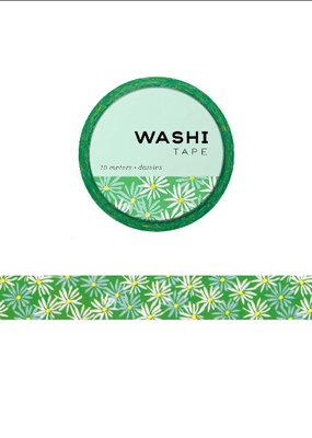 Girl of All Work Washi Daisies